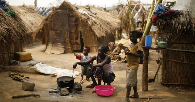 In Central African Republic, refugees await vote results