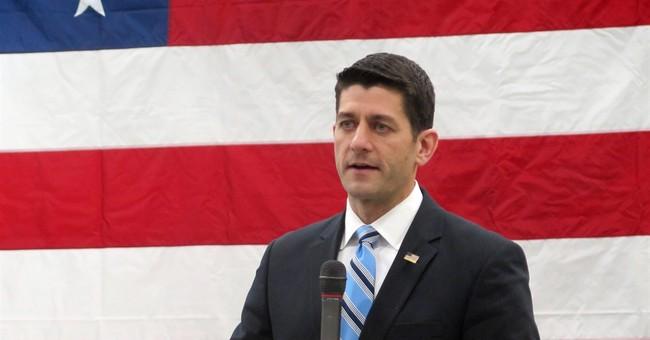 Speaker Paul Ryan dismisses criticism from Donald Trump