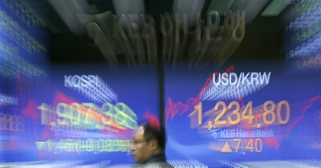 Global stock markets, oil price turn lower