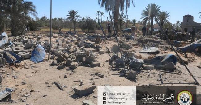 Serbia: 2 hostages killed in US airstrikes in Libya