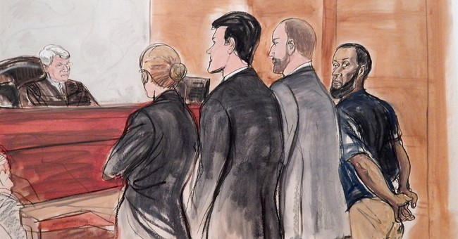 1st US trials of suspected Islamic State sympathizers begin