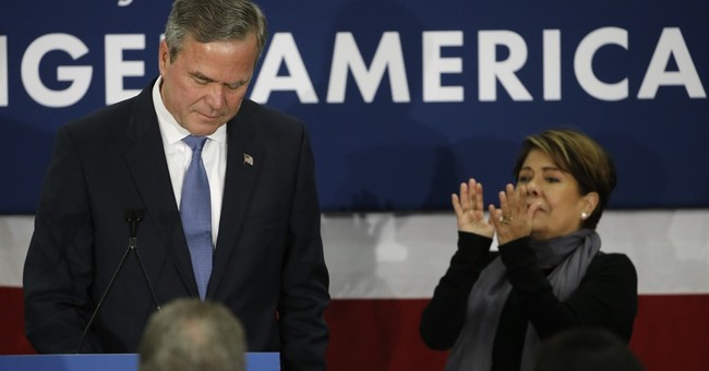 Jeb Bush drops out of the Republican race for president