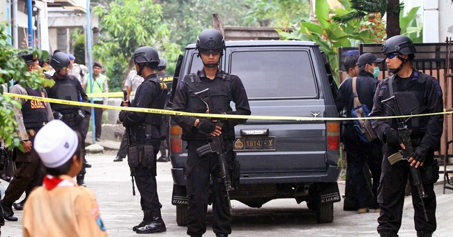 Most suspects freed in Indonesia raid as tough law pending