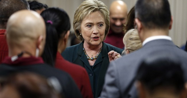 AP-NORC Poll: Income gap, Wall Street rules big for Dems