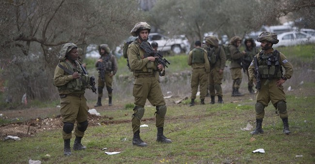 Israeli military says it shot dead Palestinian attacker