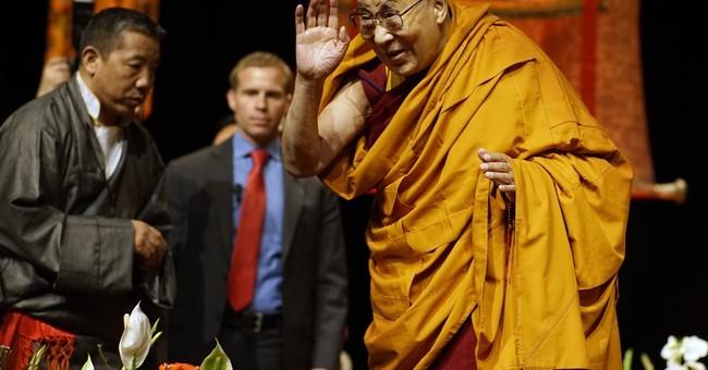 Dalai Lama assures faithful he's in good health