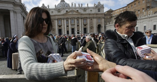 Pope to Catholic leaders: Don't allow executions this year