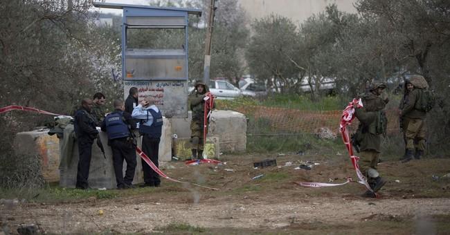 Israeli military says it shot dead Palestinian attacker