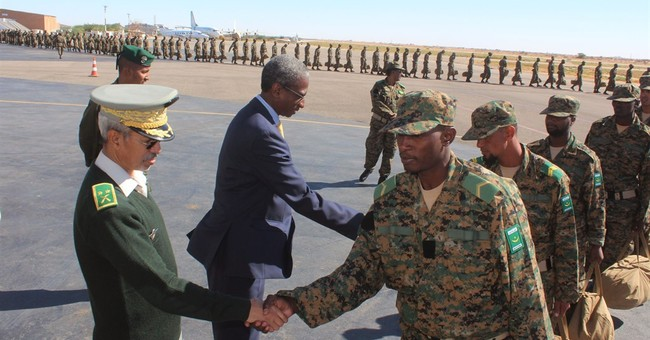 Mauritania vows no abuse by soldiers in C. African Republic