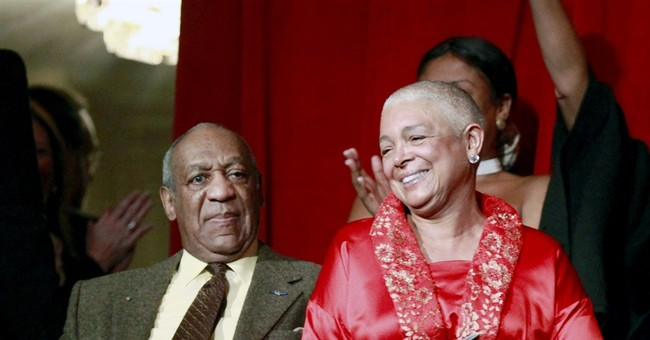 Cosby's wife deposed in sexual-assault defamation case