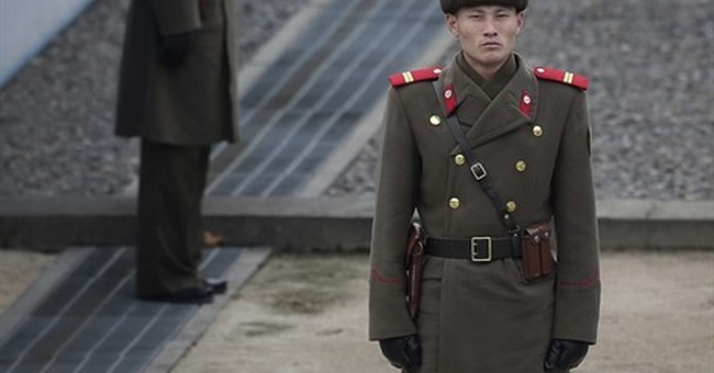 Tensions rising on DMZ, North Korean officer tells AP