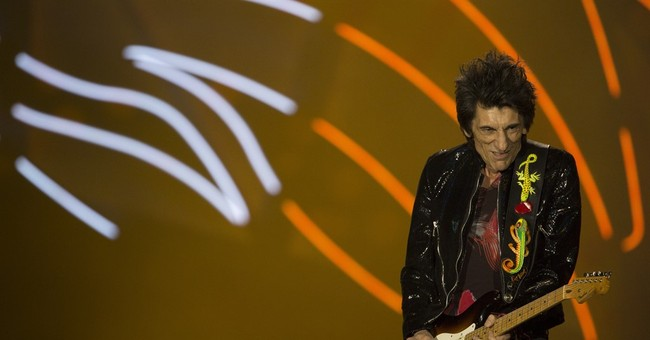 Ronnie Wood's wife avoids Latin America over Zika fears