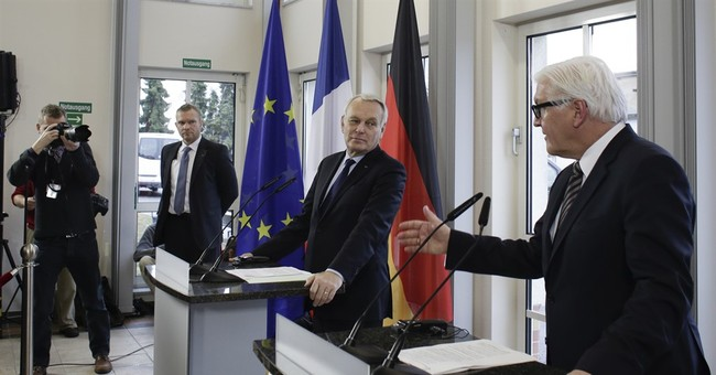 France, Germany push Ukraine to implement reforms