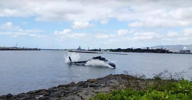Teenage passenger dies after Pearl Harbor helicopter crash