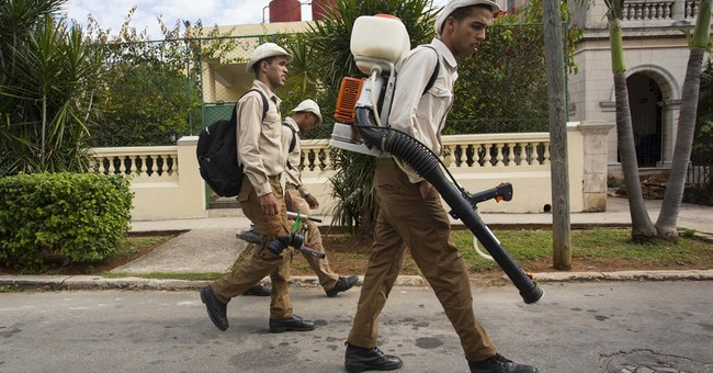 Cuba sending 9,000 soldiers to fight Zika virus