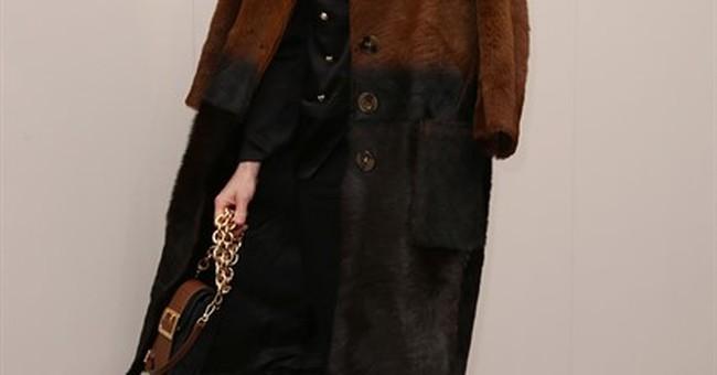London fashion: Python at Burberry, faded romance at Erdem