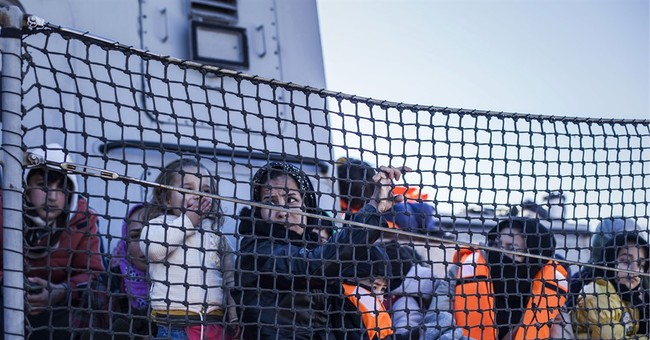 EU police agency opens new unit to tackle migrant smuggling