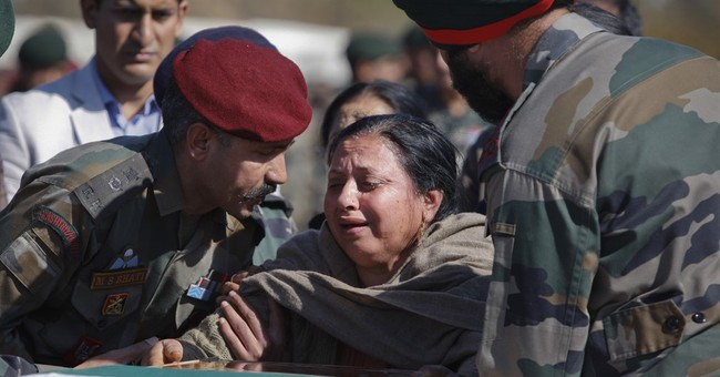 Army: Indian forces kill 3 militants to end 3-day standoff