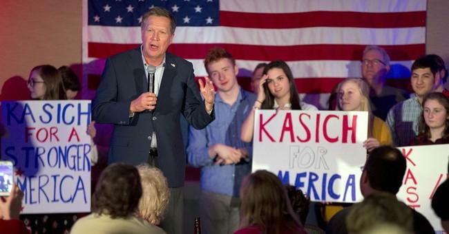 Ridge, former homeland security chief, endorses Kasich