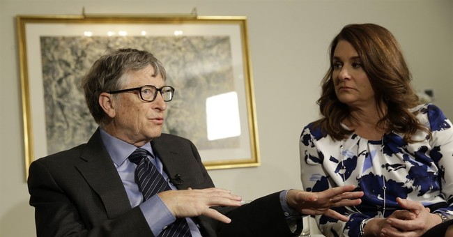 Bill Gates: Young people needed to help solve energy problem