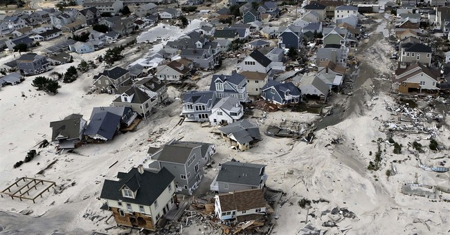 Seas are rising way faster than any time in past 2,800 years