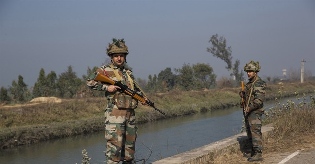 Damage to India canal highlights Delhi's water vulnerability