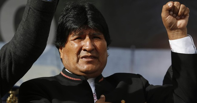 Morales doesn't concede as 'no' keeps lead in Bolivia count
