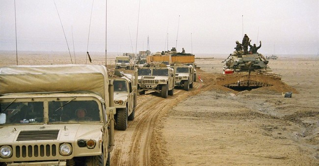 AP WAS THERE: US forces enter Kuwait to end Iraqi occupation