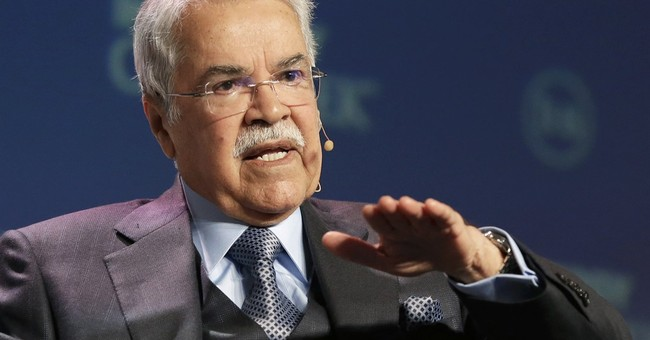 Saudi oil minister says market should handle low prices