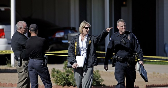 Fire damage poses challenge as police probe 5 Phoenix deaths