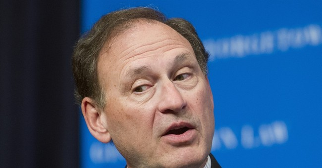 Alito: Court will find a way to do its work with 8 justices