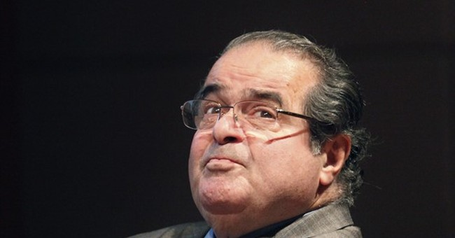 In Scalia's last days, ranch guests included hunters' group