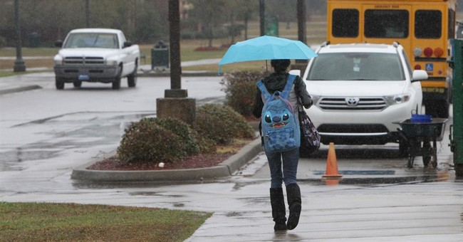 Severe storms could affect 7 million people in Deep South