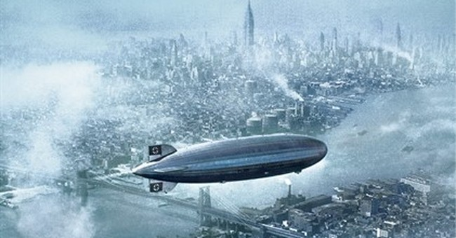 Book Review: Novel probes fiery end of airship era
