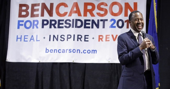 Carson questions Obama blackness in fading campaign