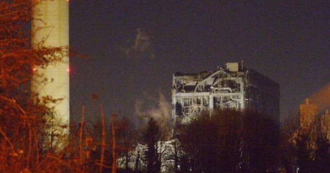 1 dead, 3 missing after UK power plant collapse