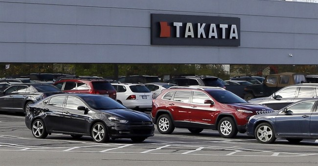 Scientists find cause of Takata air bag explosions