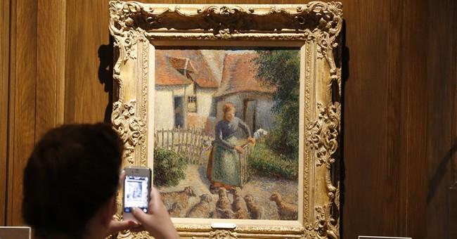 University of Oklahoma agrees to return Nazi-stolen painting