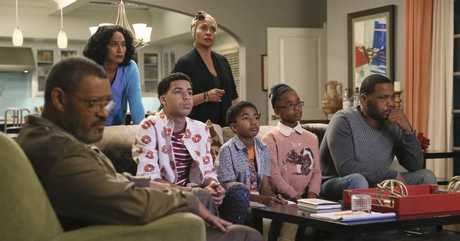 TV's 'black-ish' takes child's eye view of police violence