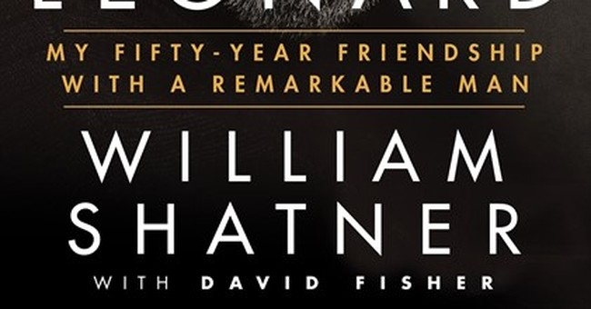 Review: Shatner reflects on friendship with Leonard Nimoy
