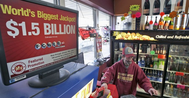 APNewsBreak: Powerball dropped revamp that gave better odds