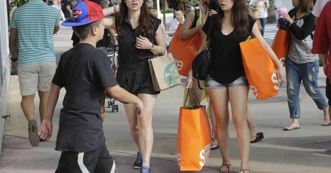 Consumer confidence falls to 92.2 in February