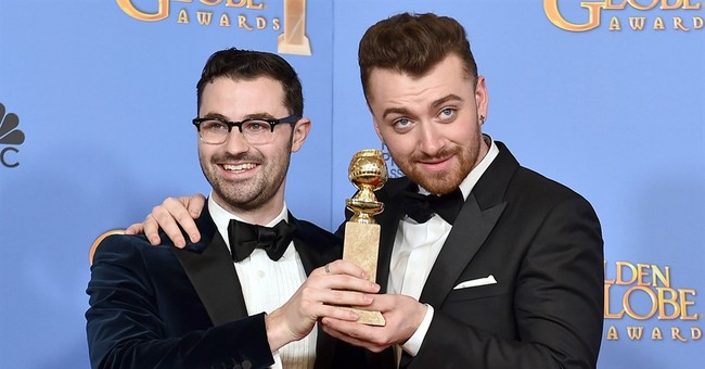 From Grammys to Oscars, Sam Smith is reaching new heights