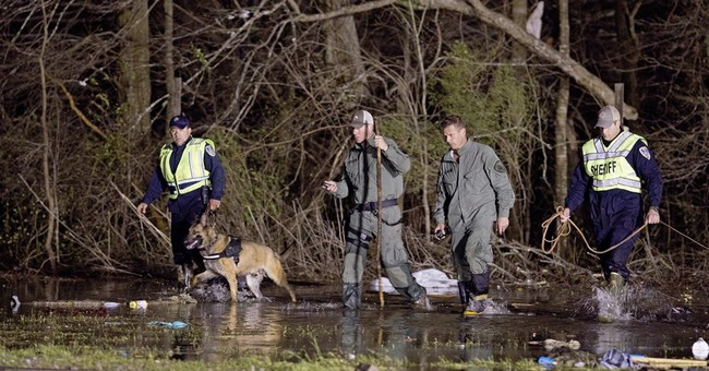 Powerful storm kills 4 in Virginia, raising death toll to 8