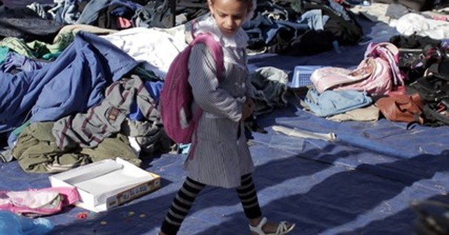 Secondhand clothes from Israel popular at Gaza flea market