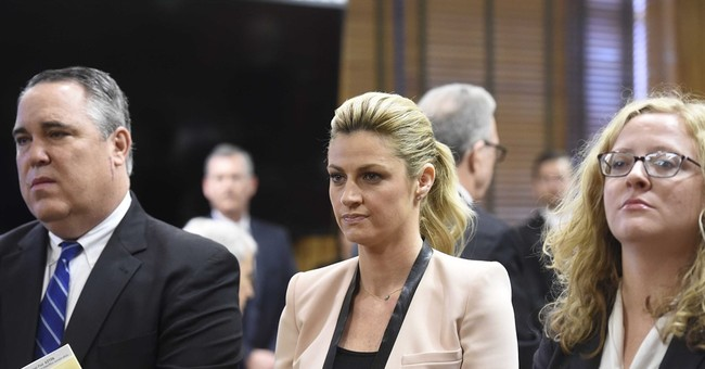 Sportscaster's father says Erin Andrews a 'shell' of herself