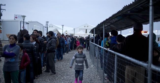 Austria, Balkan nations, want full stop to migrant influx