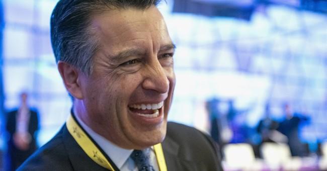 White House considers Nevada Gov. Sandoval for Supreme Court