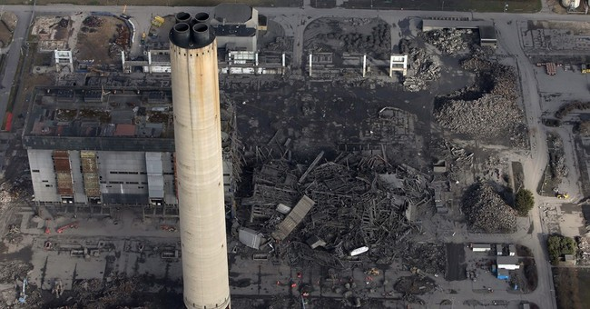 Fire chief: 3 missing in UK power plant collapse likely dead