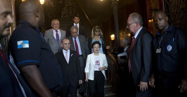 WHO's Chan praises Brazilian government response to Zika